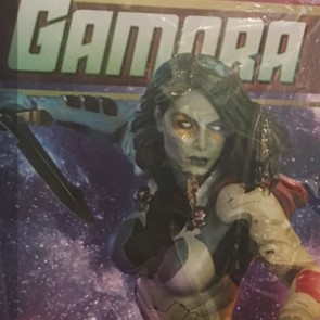 1/4th Gamora - Guardians of the Galaxy - Sideshow