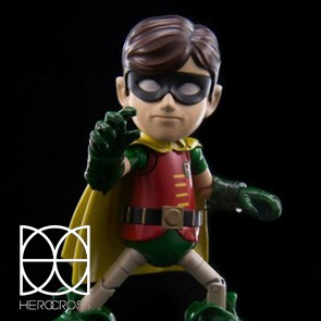 Robin 1966 - Hybrid Metal Figuration