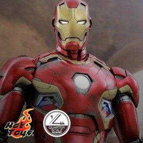 1/4th Scale Iron Man Mark XLV - Avengers II - HotToys