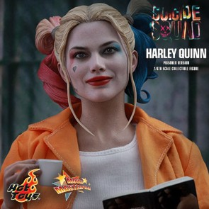 Harley Quinn Prisoner Version - Suicide Squad - Hot Toys