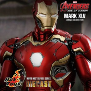 Iron Man Mark XLV- Avengers: Age of Ultron