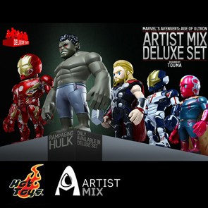 Avengers: Age of Ultron - Artist Mix Series 2 Collectible Set