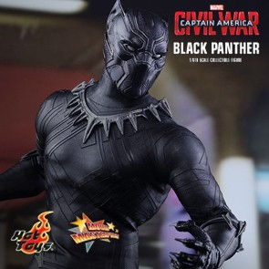 Black Panther - Captain America: Civil War - Hot Toys