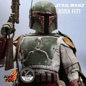 1/4th Scale Boba Fett - Star Wars (Ausstellungsstück)