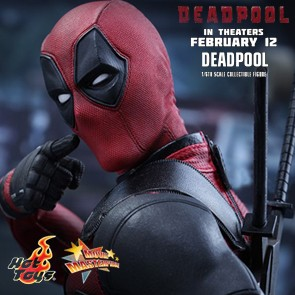 Deadpool - Marvel - Hot Toys