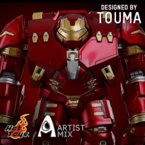 Hulkbuster - Artist Mix - HotToys