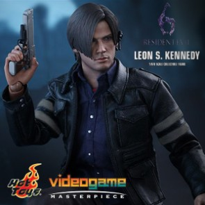 Leon S. Kennedy - Resindent 6 - Hot Toys