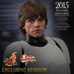 Luke Skywalker - Stormtrooper Disguise Version - Toy Fair 2015