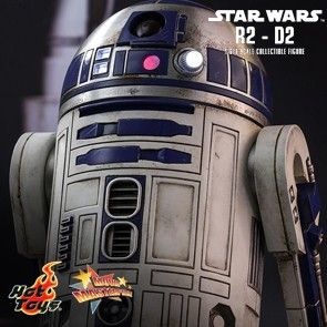 R2-D2 - Star Wars: The Force Awakens - Hot Toys