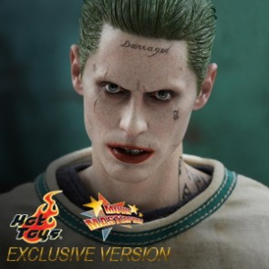 The Joker - Arkham Asylum Version - Suicide Squad - HotToys)
