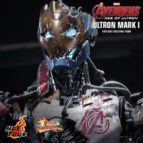 Ultron Mark I - Avengers Age of Ultron  - Hot Toys
