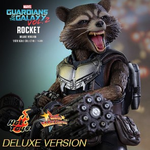 Rocket - Guardians of the Galaxy Vol. 2 - Hot Toys