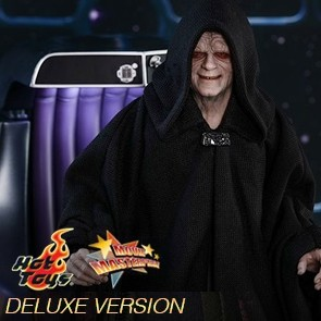 Emperor Palpatine - Star Wars Episode VI - Deluxe Version - Hot Toys