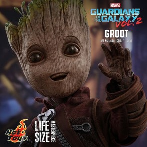 Groot - Life Sized Figure - HotToys