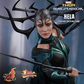 Hela - Thor: Ragnarok - Hot Toys