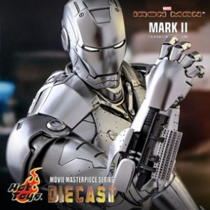 Iron Man Mark II - Iron Man - Hot Toys