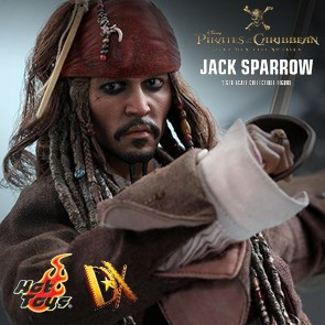 Jack Sparrow - Pirates of the Caribbean: Dead Men Tell No Tales - Hot Toys