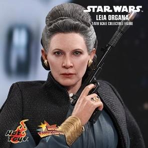 Leia Organa - Star Wars: The Last Jedi - Hot Toys