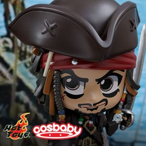 Jack Sparrow - Pirates of the Caribbean - Hot Toys