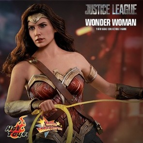 Wonder Woman - Justice League - Hot Toys