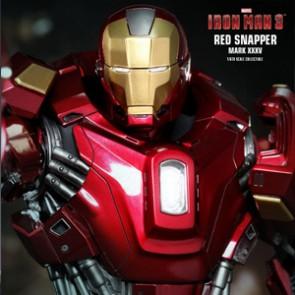 Iron Man 3 Red Snapper Mark XXXV - Hot Toys