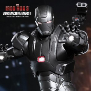 Iron Man 3 War Machine Mark II - Hot Toys
