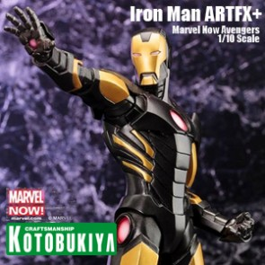 Iron Man ARTFX+ Series - Marvel Now Avengers