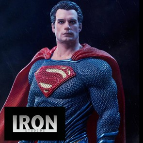 Superman - Batman vs Superman - (Iron Studios