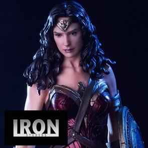Wonder Woman - Batman vs Superman - Iron Studios
