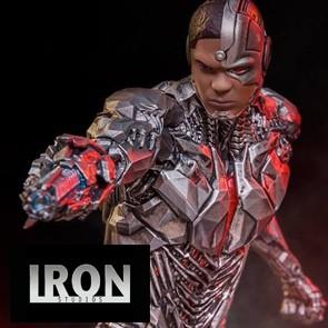 1/10th Cyborg - Justice League - Iron Studios