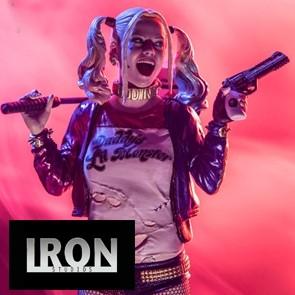 1/10th Harley Quinn - Suicide Squad - Iron Studios