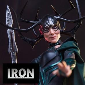 1/10th Hela -Thor:Ragnarok - Battle Diorama Series - Iron Studios