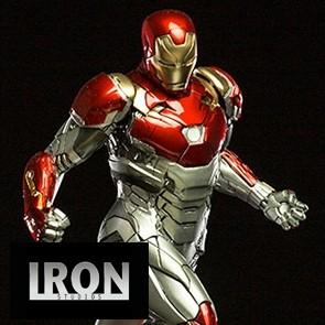 Iron Man - Spider-Man Homecoming - Battle Diorama Series Statue - Iron Studios