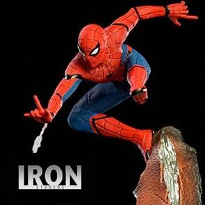 Spider-Man Homecoming - Battle Diorama Series Statue - Iron Studios