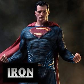 1/10th Superman - Justice League - Iron Studios