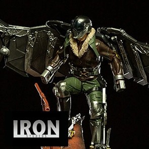 The Vulture - Spider-Man Homecoming - Battle Diorama Series Statue - Iron Studios