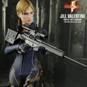 Jill Valentine Biohazard 5 - Hot Toys