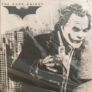 1/4th Heath Ledger Joker - Batman The Dark Knight - Sideshow