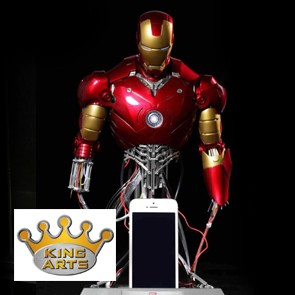 1/4 Iron Man Mark III Repair Version Charger Statue