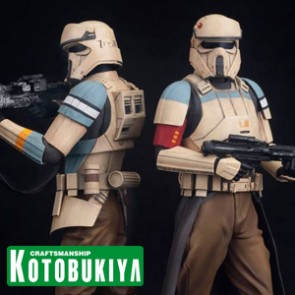 1/10 Shoretrooper - Twin Pack - ARTFX+ Series - Kotobukiya