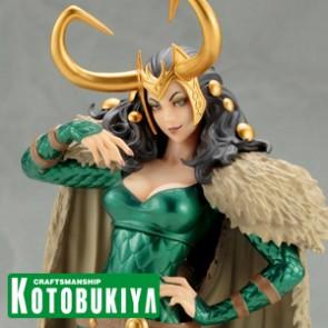 Loki - Marvel - Bishoujo Statue - Kotobukiya