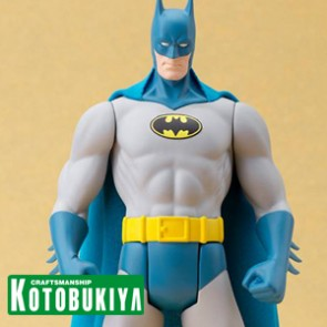 Batman Classic Costume ARTFX+ Series - Kotobukiya