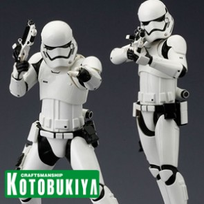 First Order Stormtroopers Set - Star Wars Episode VII - ARTFX+