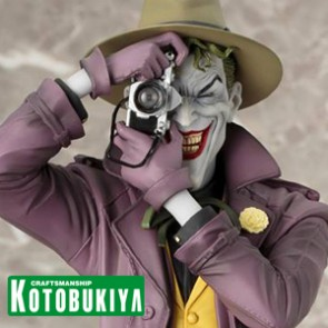 1/6th Joke 2nd Edition - BATMAN: The Killing Joke - Kotobukiya