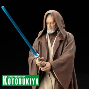 1/10th Obi-Wan - ARTFX+ Statue - Kotobukiya