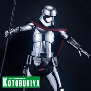 1/7th Captain Phasma - ARTFX Statue - Kotobukiya