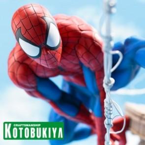 1/6th Spider-Man Webslinger  Statue - Kotobukiya