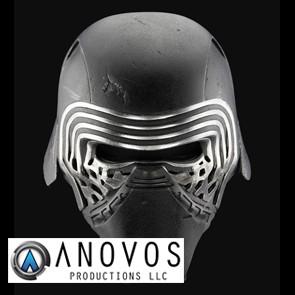1:1 Kylo Ren Helm - Star Wars Episode VII - Anovos