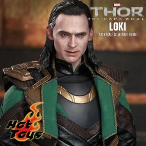 Hot Toys - Loki - Thor - The Dark World