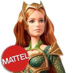Barbie Mera - Justice League - Mattel
